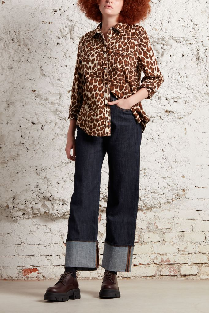 5 POCKETS TROUSERS - CALLAGAND231171