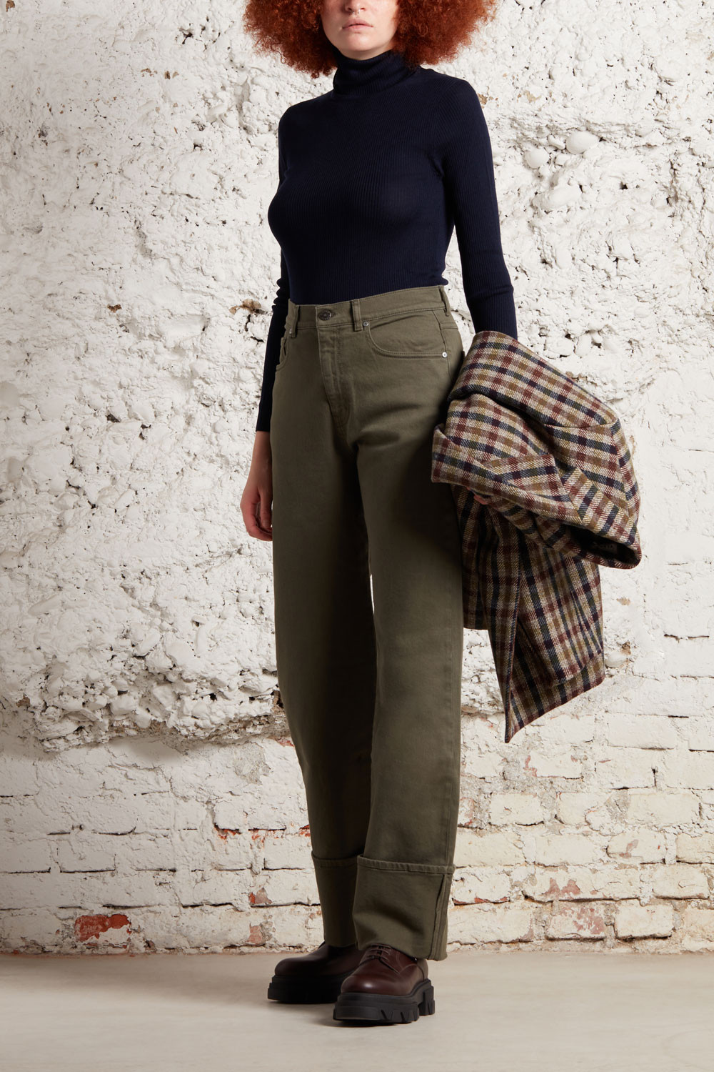 5 POCKETS TROUSERS - CABAREXYD231171