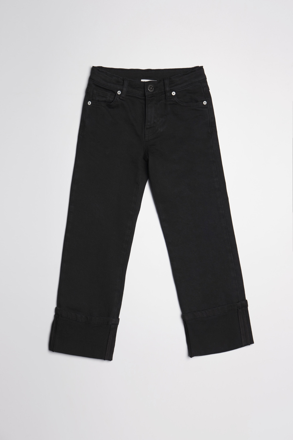 TROUSERS WITH TURN-OFF - CABAREXYK231171