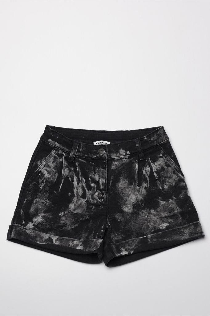 SHORTS TIE-DYE MARBLE - CHIWIK210097
